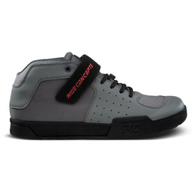 Ride Concepts Wildcat Chaussures Homme, charcoal/red